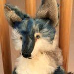ブルーのオオカミ